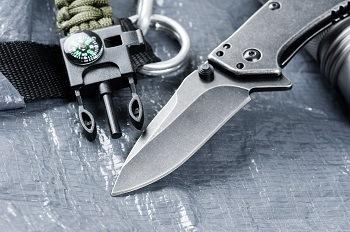 Steel Knife Handle Material