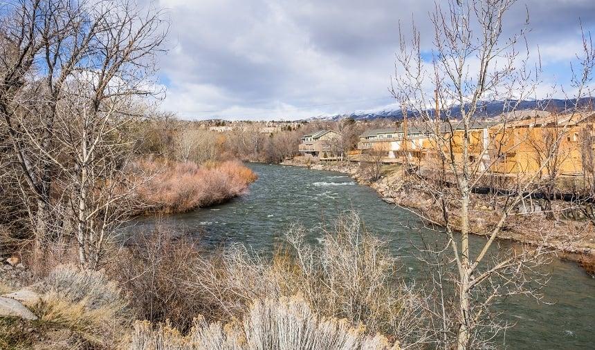 Truckee River Nevada