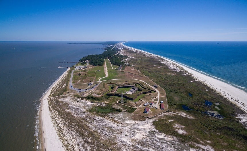 Fort Morgan Peninsula
