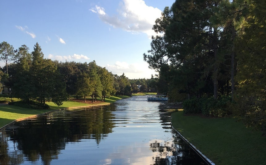 Disney World Fishing
