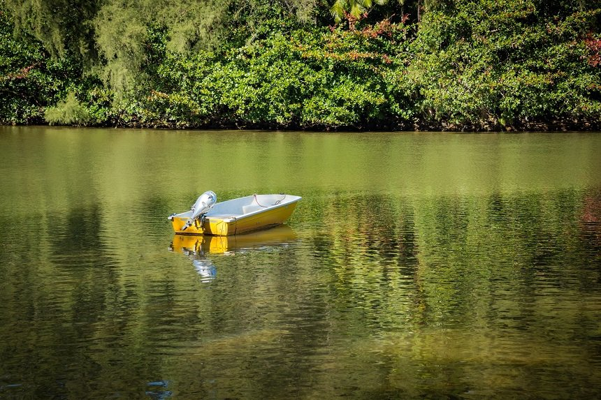 Lake Wilson Hawaii