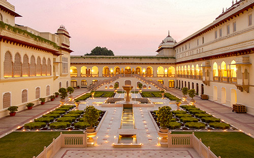 Outdoor-view-to-Taj-Rambagh-Palace-Jaipur