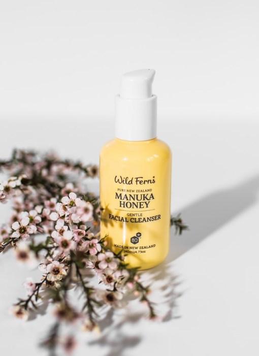 Wild Ferns Manuka Honey Facial Cleanser