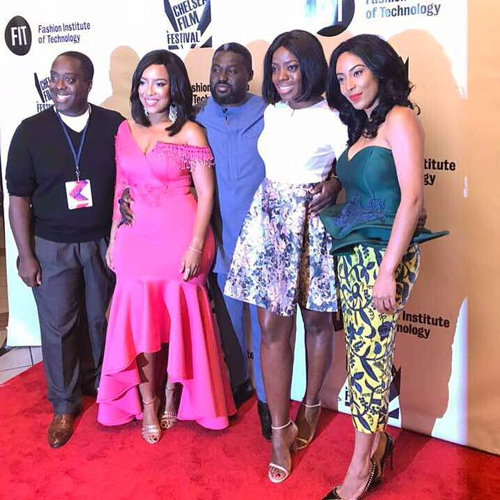 ... at the inaugural edition of the Toronto International Film Festival in Canada. Awards received include Best Feature Film (Nollywood) Best Costume ...  sc 1 st  WildFlower PR & Potato Potahto Premieres at the Chelsea Film Festival |Bags 4 Awards ...