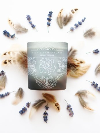 Sweet Lullaby Naturally Fragrant Candle 1