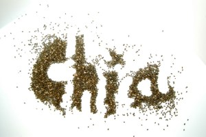Chia Seeds. Photo by Health Gauge.