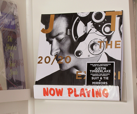 now playing at wild honey justin timberlake 2020