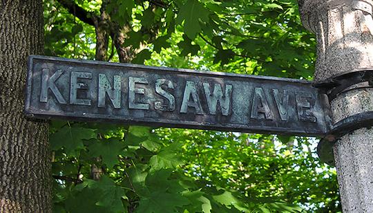 1206 Kenesaw Sequoyah Hills Wild Honey Records