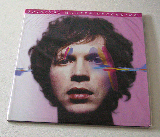beck sea change vinyl