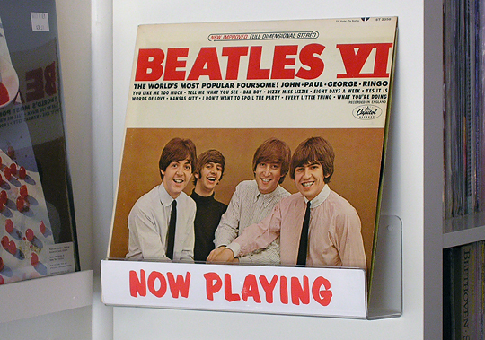 beatles VI vinyl LP