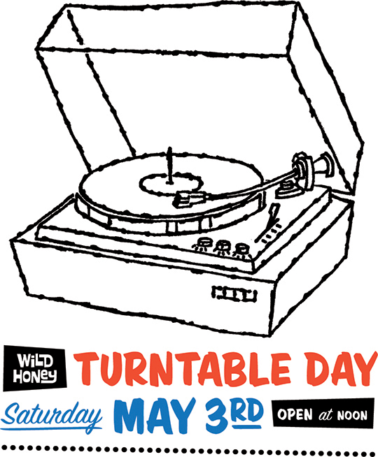 turntable day