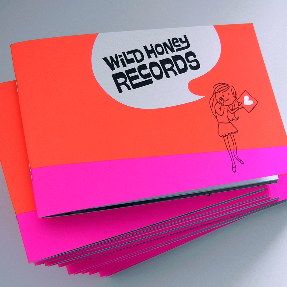 01 Wild Honey Records ZINE knoxville tennessee vinyl record store