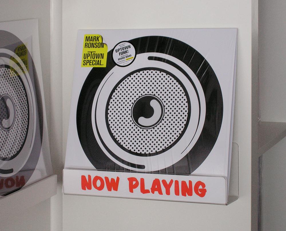 Mark Ronson Uptown Special vinyl LP