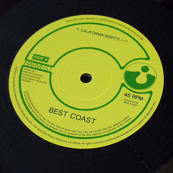 best_coast_10_inch_single_california_nights_vinyl