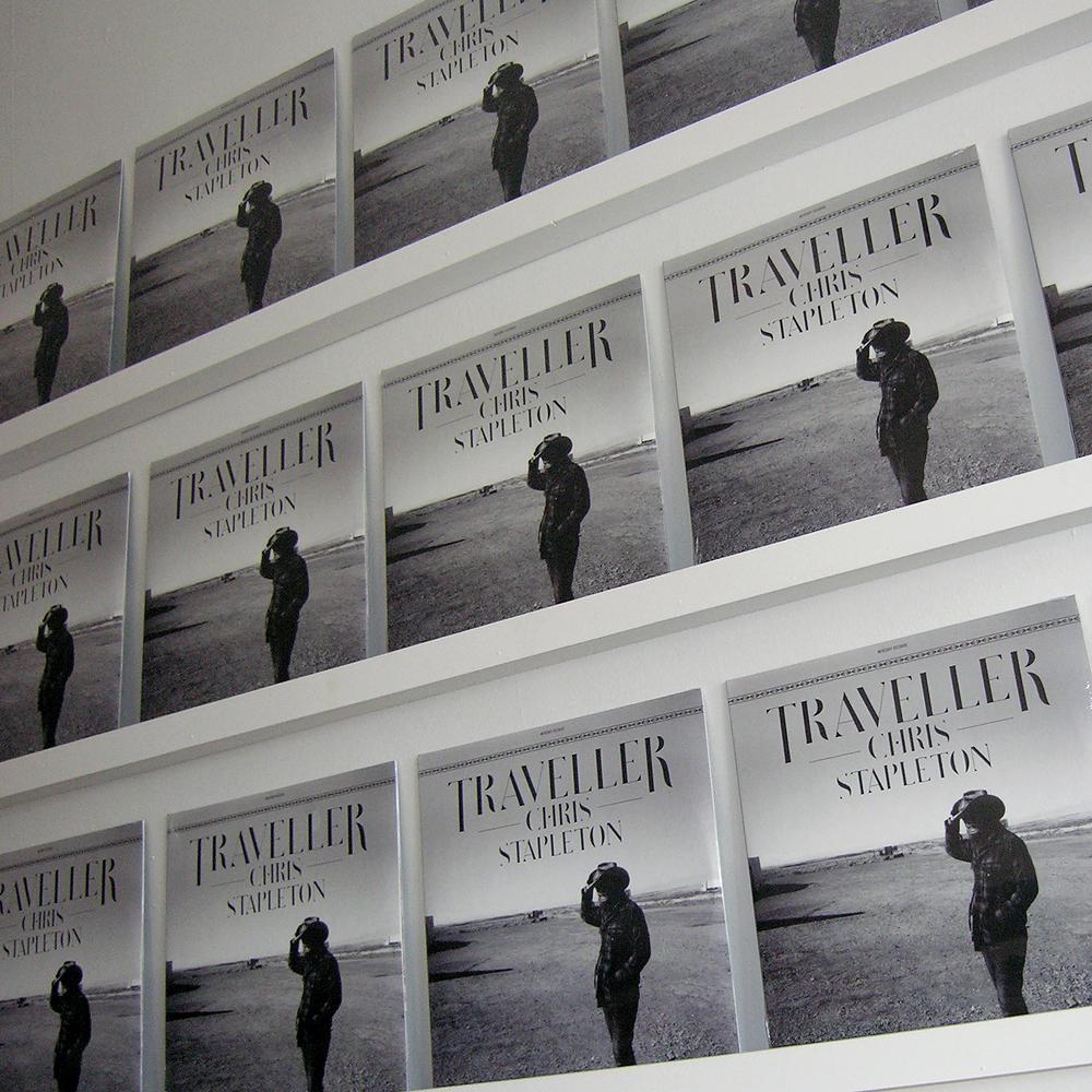 CHRIS_STAPLETON_traveller_vinyl_wild_honey_records_knoxville_tennessee_record_store