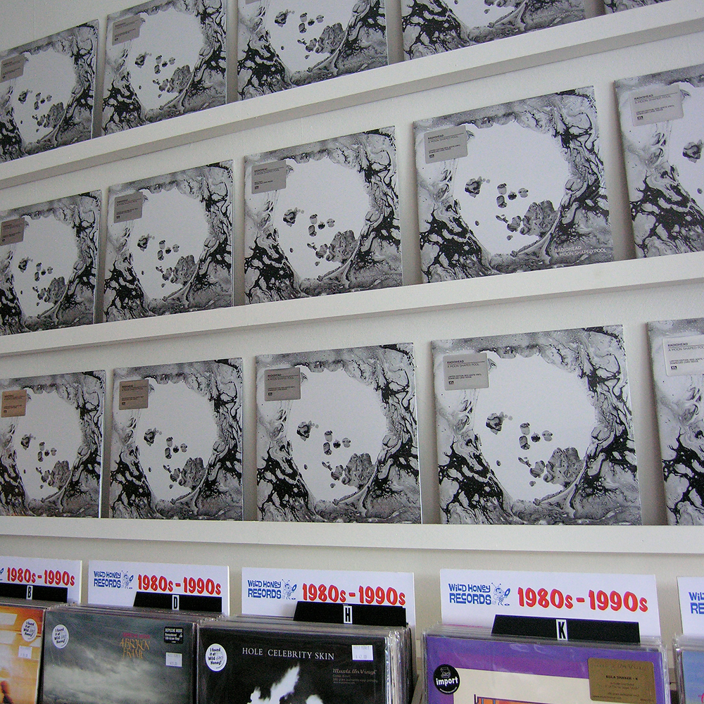 radiohead_wall_white_vinyl_from_a_moon_shaped_pool_knoxville_record_store_