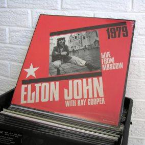 Record Store Day 2019 ELTON JOHN