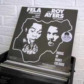Record Store Day 2019 FELA KUTI ROY AYERS