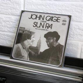 JOH CAGE SUN RA Record Store Day 2019