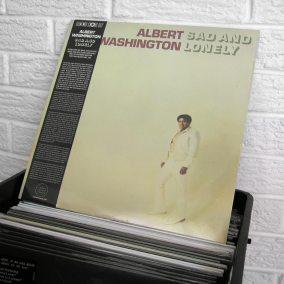 ALBERT WASHINGTON Record Store Day 2019