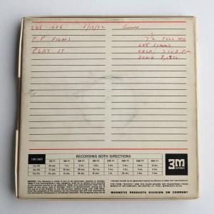 KRLA source tape