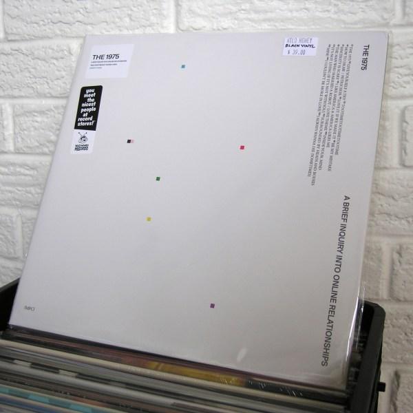 THE 1975 vinyl record - new