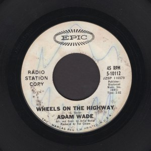 ADAM WADE 45