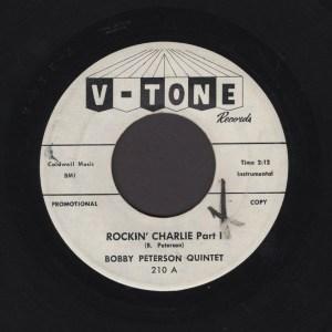 BOBBY PETERSON QUINTET 45