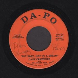 DAVE CRAWFORD 45