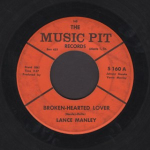 LANCE MANLEY 45