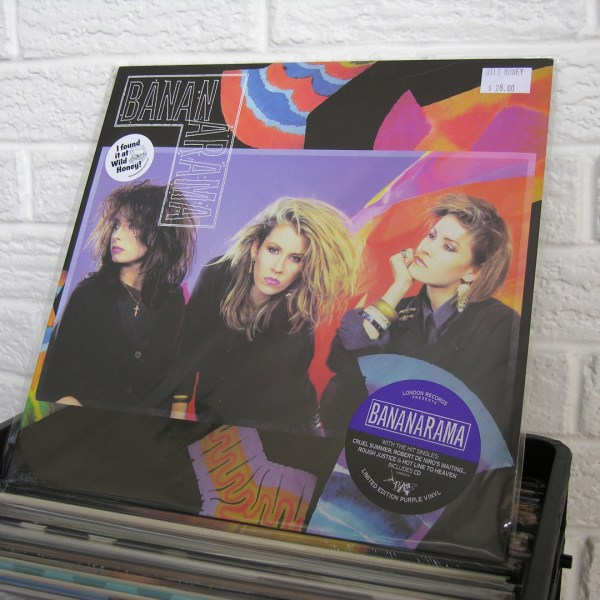 BANANARAMA vinyl record