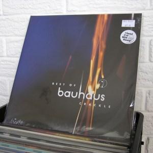 BAUHAUS vinyl record