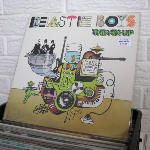 BEASTIE BOYS vinyl record