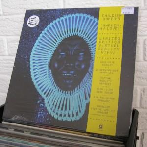 CHILDISH GAMBINO vinyl record