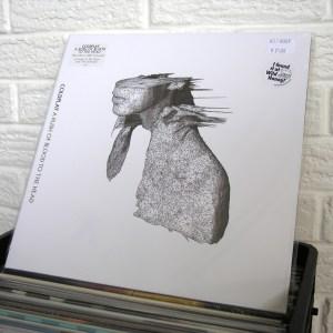 COLDPLAY vinyl record