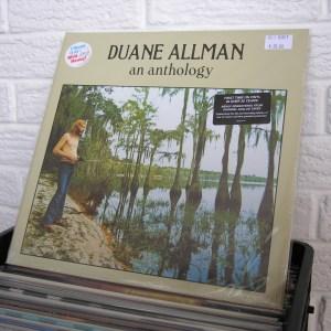 DUANE ALLMAN vinyl record