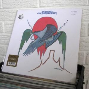 EAGLES vinyl record