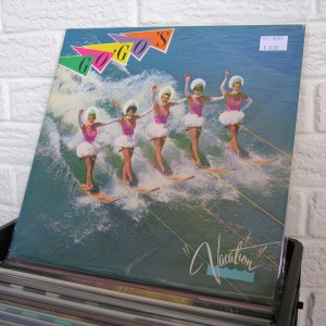 THE GOGOs vinyl record