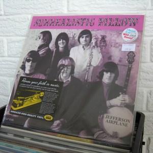 JEFFERSON AIRPLANE vinyl record