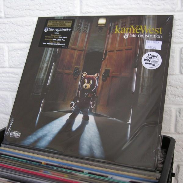 KANYE WEST vinyl record
