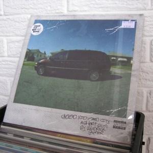KENDRICK LAMAR vinyl record