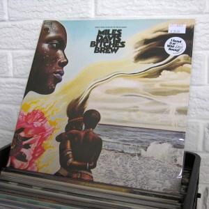 MILES DAVIS vinyl record