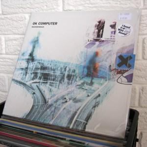 RADIOHEAD vinyl record - new