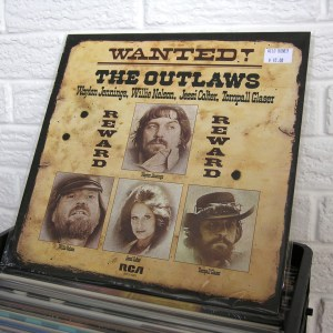 THE OUTLAWS vinyl record