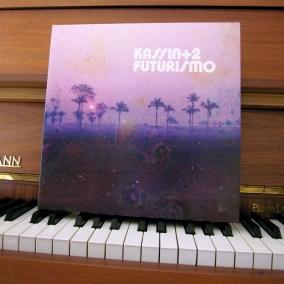 KASSIN + 2 futurismo vinyl