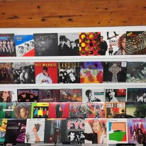 Vintage 1980s LPs Part One