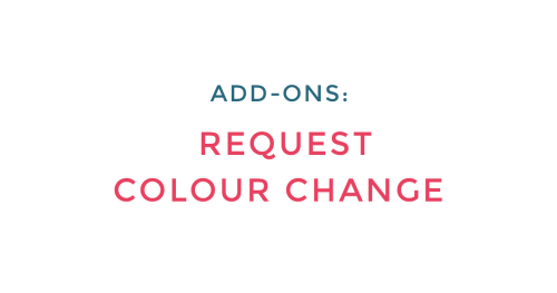 Request Colour Change