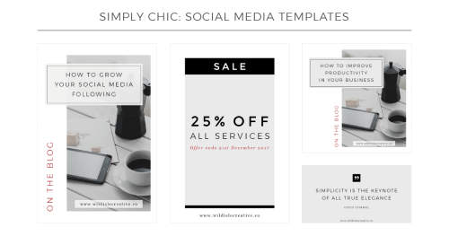 Simply Chic - Shop Front Image