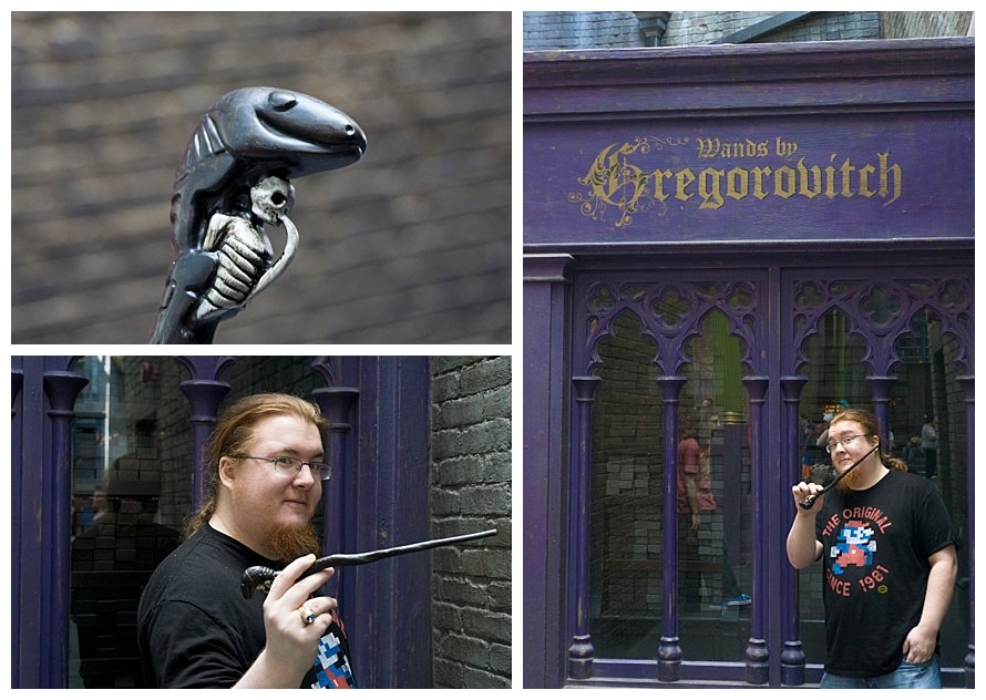 Wild Joy Wanders: Harry Potter World
