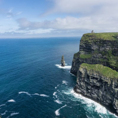 Wild Joy Wanders: The Cliffs of Moher